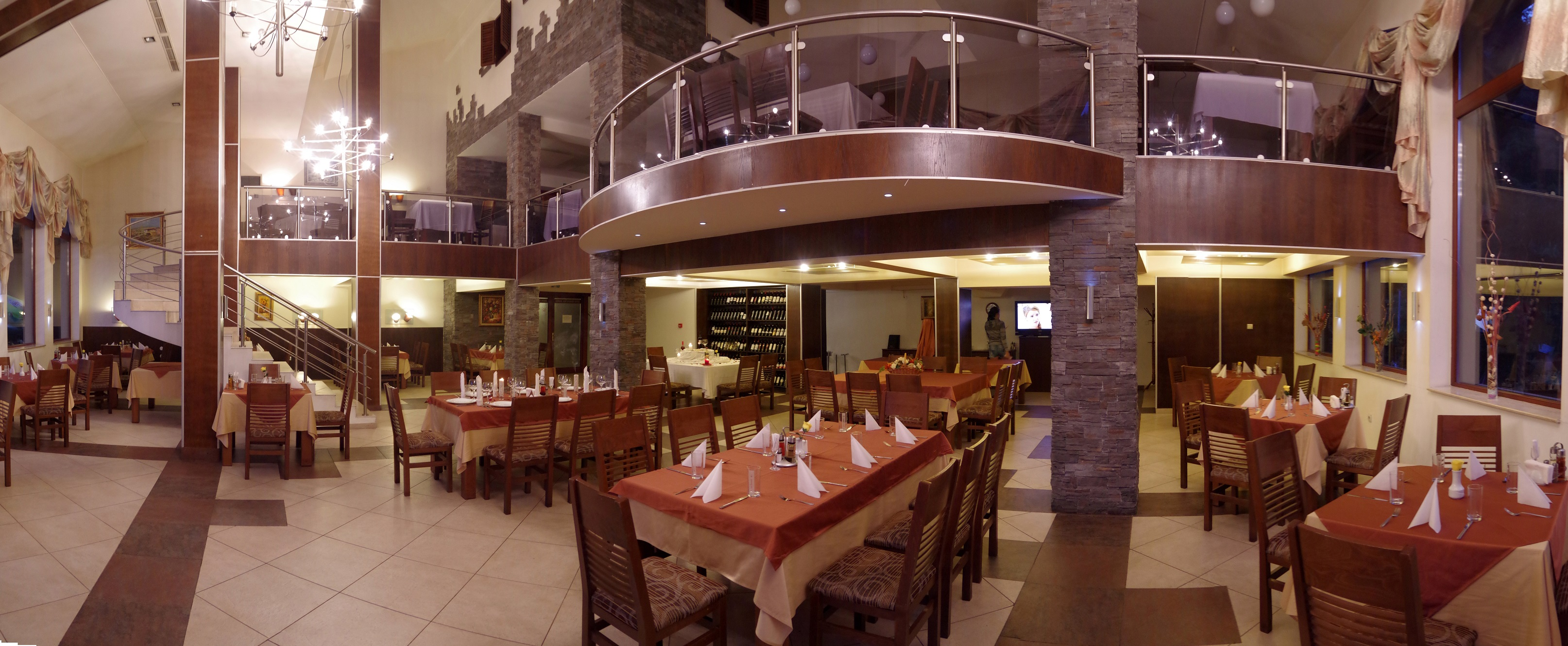 Хотел Балкан - ресторант